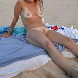 Tan Lines - Beach, Big Tits