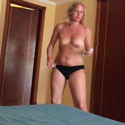 Susi With Spy Cam! - Blonde