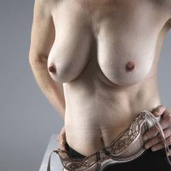 Medium tits of my wife - Klara