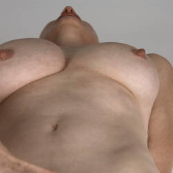 Medium tits of my wife - Klara