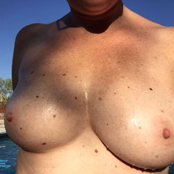 Pool Time - Big Tits