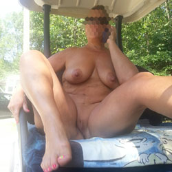 On The Phone - Big Tits, Shaved, Wife/Wives