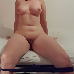 Topless And Exposed - Big Tits, GF, Shaved
