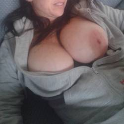 Large tits of my wife - cplove