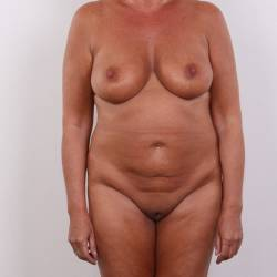Large tits of my girlfriend - Martina