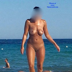 French Riviera - Beach Voyeur