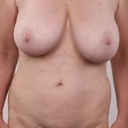 Medium tits of a neighbor - Vanessa
