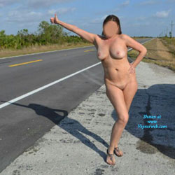 Everglades  - Big Tits, Public Exhibitionist, Public Place