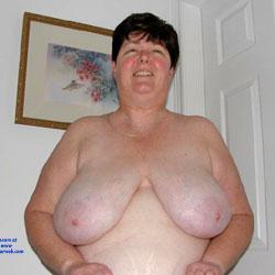 Patricia Naked - Big Tits, Brunette, BBW