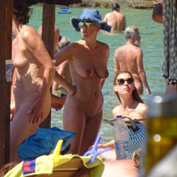The Nude Skiathos Full Of Topless - Beach Voyeur, Big Tits