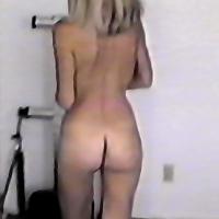 My girlfriend's ass - bb