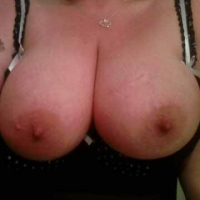 My extremely large tits - beezy