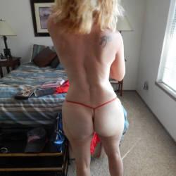 My wife's ass - Blondedmilf