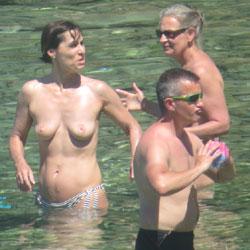 Croatia Topless Voyeur - Beach Voyeur