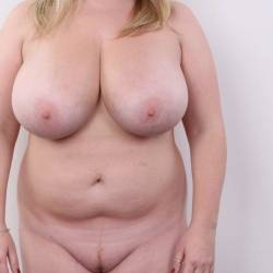 Very large tits of a neighbor - Kristin