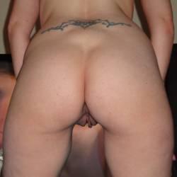 My wife's ass - Holly