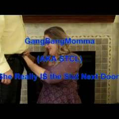 STCL (GangBangMomma) - Puss In Boots - Girl On Guy, Penetration Or Hardcore, Group