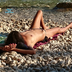 Croatian Coast - Beach Voyeur