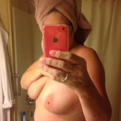 Large tits of my wife - tlee