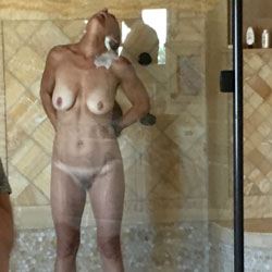 Secret Shower - Wife/Wives