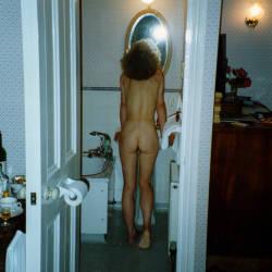 My ass - Olivia