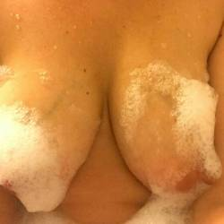 Large tits of my wife - Alexa