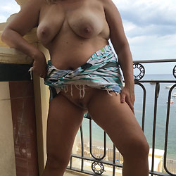 In Sicily ! - Big Tits, Wife/Wives