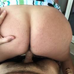 My wife's ass - Sluty wife