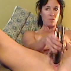 Playing With My Toys - Brunette, Masturbation, Toys