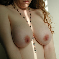 Her Body, The Light, The Necklace - Big Tits