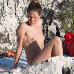 Boobies Are Wonderful  - Beach Voyeur, Topless Amateurs