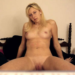Hot Nurse Bares It All - Shaved