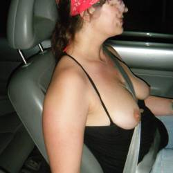 Large tits of my wife - MyLove