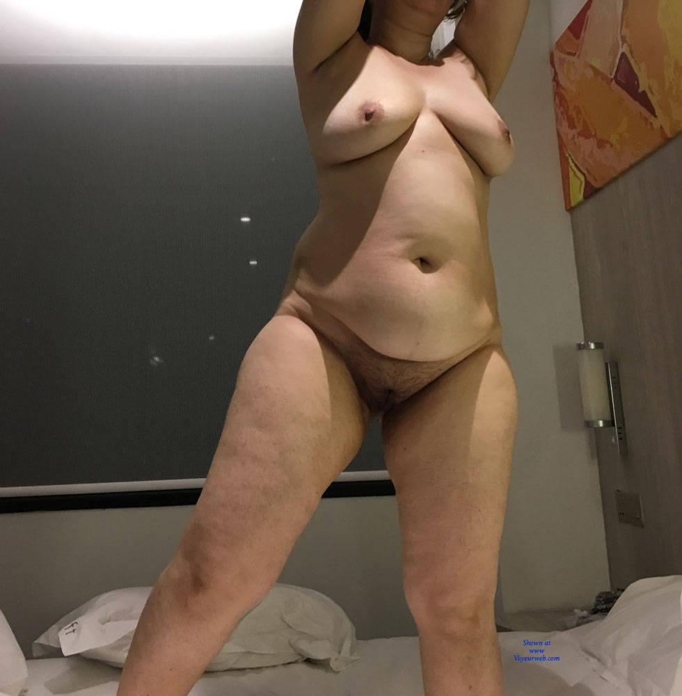 Voyeur my wife tits