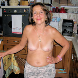 More Of Dany - Wife/Wives, Mature, Brunette, Bush Or Hairy
