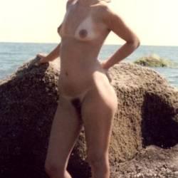 Small tits of my ex-wife - BRENDA