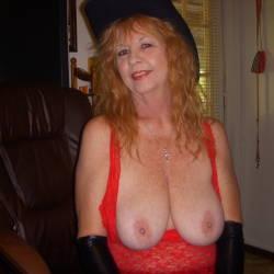 Large tits of my girlfriend - VICKI