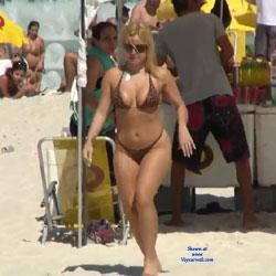 Boa Viagem Beach, Recife City - Beach Voyeur, Bikini Voyeur