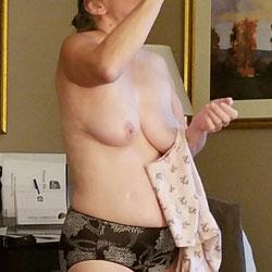 Annie - Big Tits, Mature