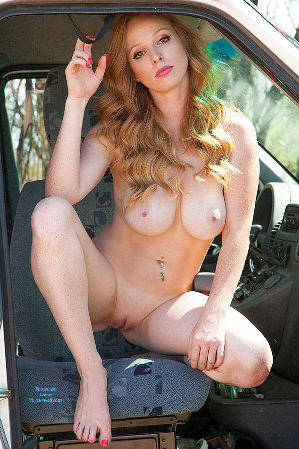 Cute megan hottest redhead great woman