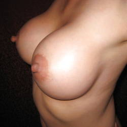 Very large tits of my ex-girlfriend - Arrin