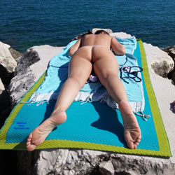 End Of Summer - Beach, Firm Ass