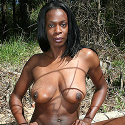 Lakeside Sun - Big Tits, Ebony, Nature, Bush Or Hairy