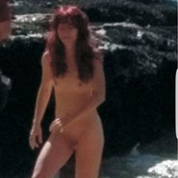 Beach Modeling - Beach Voyeur, Small Tits