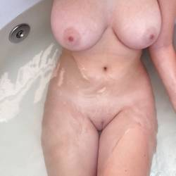 Very large tits of a co-worker - Kathleen