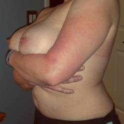 My very large tits - 32dd