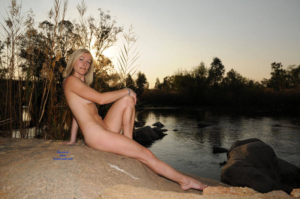 Nude On The River 8