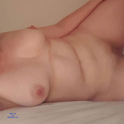 Panties Come Off - Big Tits, Shaved