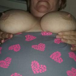 My very large tits - Amy's teaser