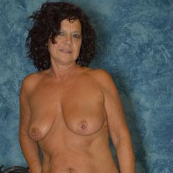 Photo Shoot - Big Tits, Brunette, Lingerie, Shaved